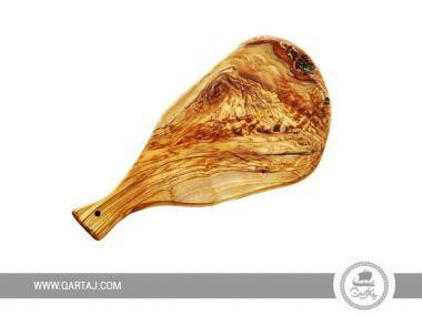 Small Olive Wood Cutting Board made in Tunisia