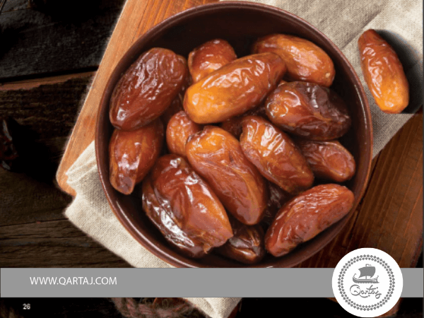 Tunisian Deglet Nour Dates - Price From