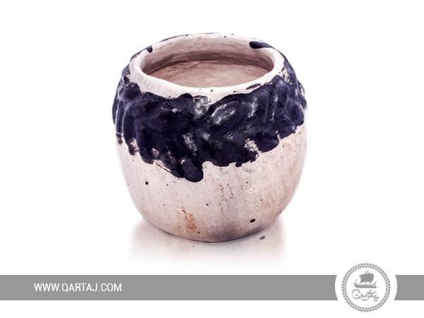 Pot planter of Sajnen-Tunisian handicrafts