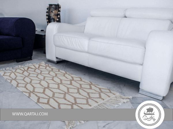 KILIM ALIA handmade area rug Tunisia
