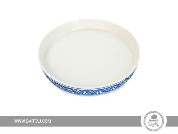 Wholesale White Ceramic Plates, Tunisia handmade tablewares