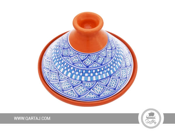 Tajine blue Sky collection designed in Tunisia