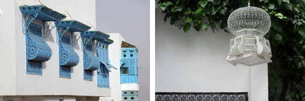 Discovering the Craft - The Birdcage Of Sidi Bou Saïd