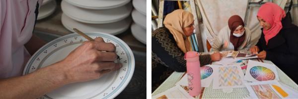 Fair trade: Social Impact and Inclusion of Artisans in Tunisia