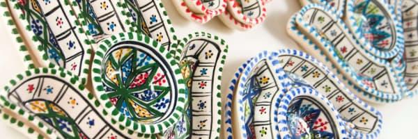 Tradition, history  and innovation in Tunisian handmade ceramics
