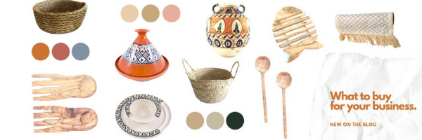 Qartaj : The online B2B marketplace of Tunisian Handicraft