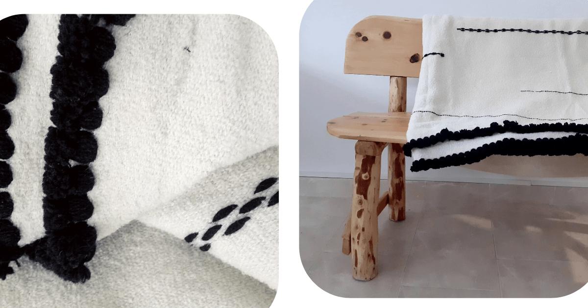 woolen blanket tunisia