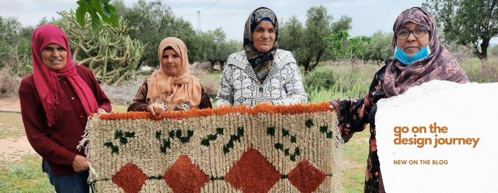 qartaj fairtrade handmade tunisia