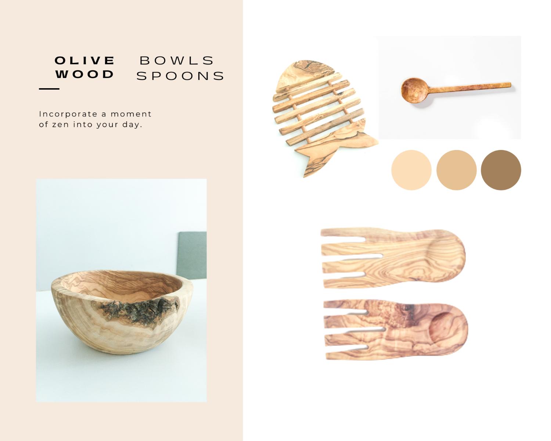 blogpost quarantaine life olive wood kitchen utensils bowls and spoons zen silent tableware