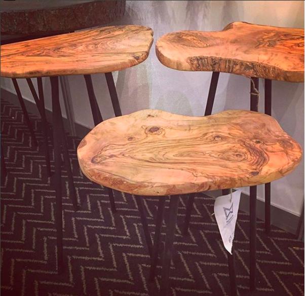 Qartaj Olive wood Boards